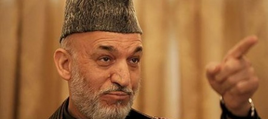 Oh Noes: Karzai is Extremely Angry Because Afghan War Fought for US Interests