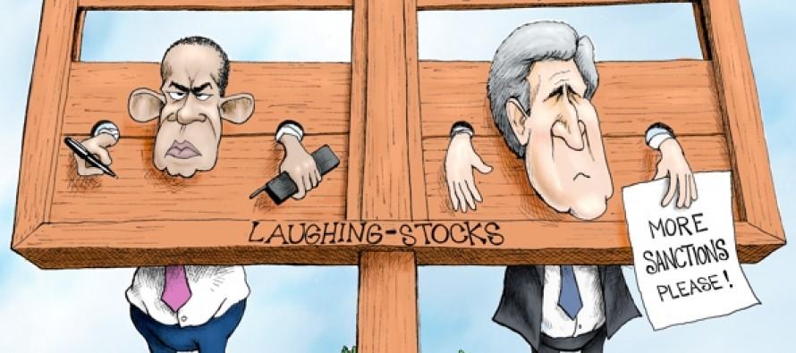 No Laughing Matter (Cartoon)