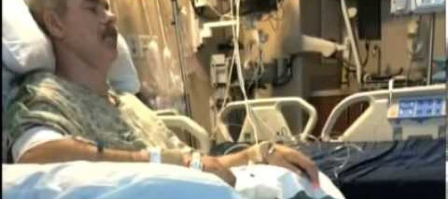 Man Lost Health Plan Due To ObamaCare, Has Over $100K In Hospital Bills