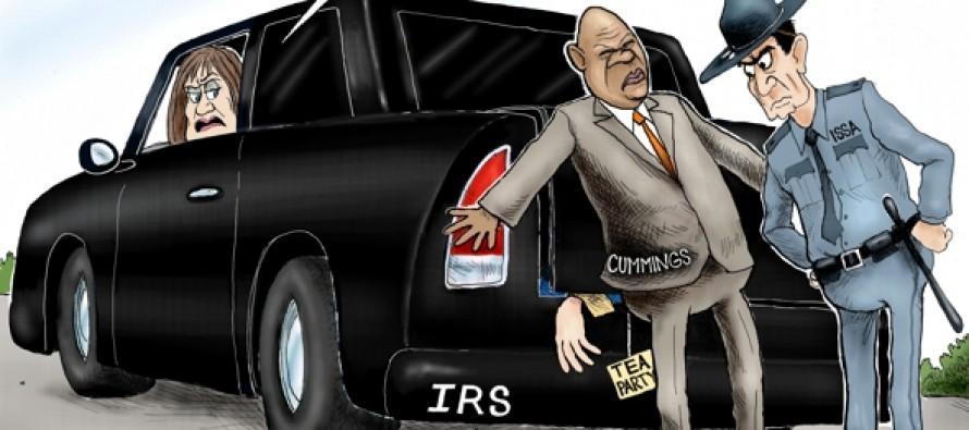 Running Interference (Cartoon)