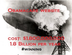 Obamacare website annual cost
