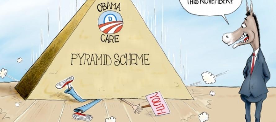 Pyramid Scheme (Cartoon)