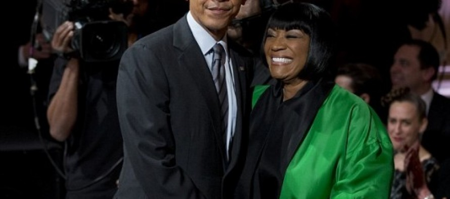 """Obama Tops Dan Quayle: He Actually Spelled """"R-E-S-P-E-C-T"""" Wrong At A Performance by Aretha Franklin"""