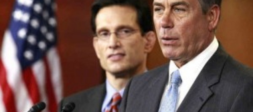 Unholy alliance: House leaders to team up with liberal Republicans to crush anti-establishment GOP candidates