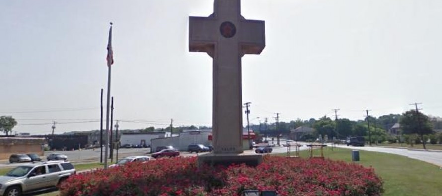 Atheists File Lawsuit to Demand that Cross-Shaped World War I Memorial be Torn Down…