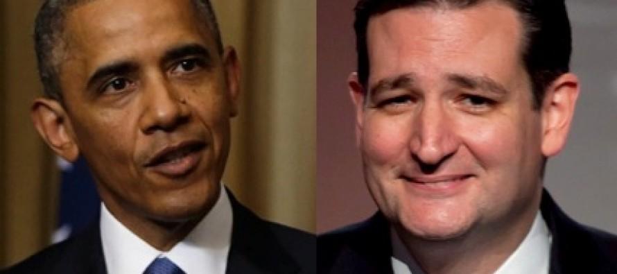 Obama's hardship exemption vindicates Sen. Ted Cruz by doing away with individual mandate.