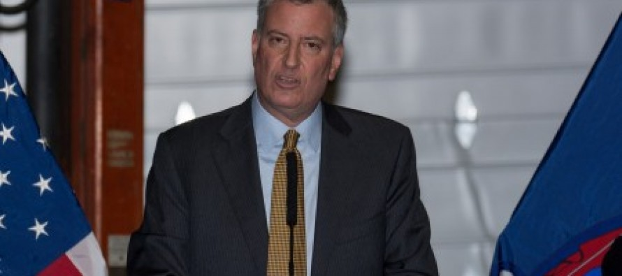 Racist:  De Blasio Pushing ID Cards To Make It Easier For Illegals To Access Services