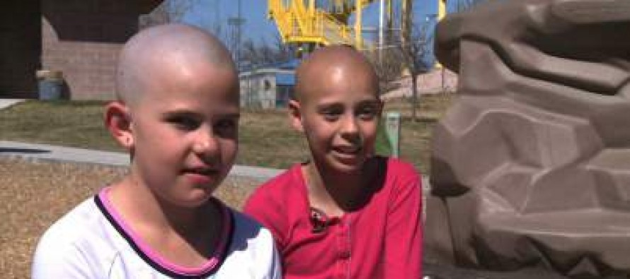 Girl Shaves Head To Support Friend With Cancer, Gets Barred From School