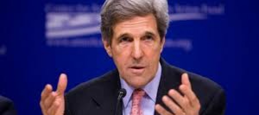 Is that Putin laughing? John Kerry gives Russia a Monday deadline to reverse course in the Ukraine