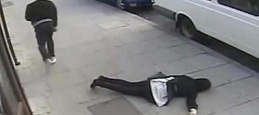 Victim Has JAW BROKEN in latest KNOCK OUT GAME attack