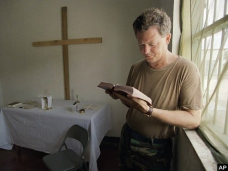 military-chaplain-reading-bible-ap