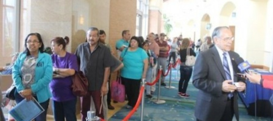 Obamacare Navigators Enrolling People at Mexican Consulate