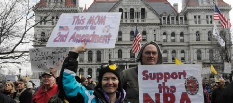 New York Police & Sheriff Will NOT Enforce Unconstitutional Gun Law is SAFE ACT