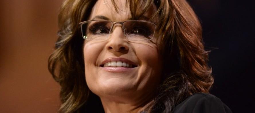 Gun-Toting Sarah Palin Reveals The Epic Way She's Kept Sexual Harassers At Bay