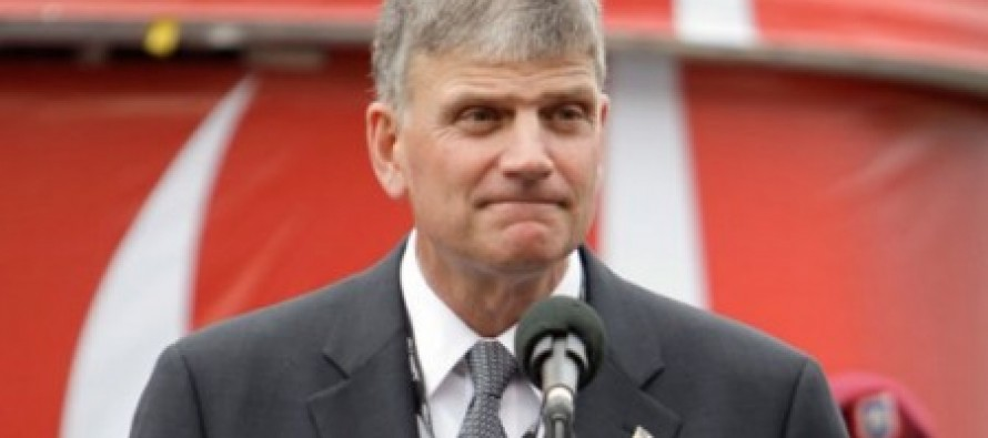 "Rev. Franklin Graham: Muslims Who ""Want To Practice Sharia Law"" Should ""Go Back To Where You Came From"""