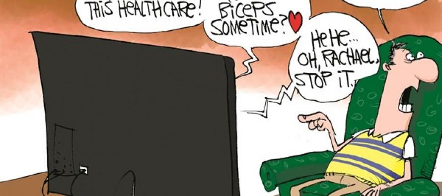 Rachael Ray Biden (Cartoon)