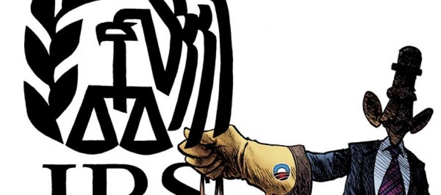 IRS Falconry (Cartoon)