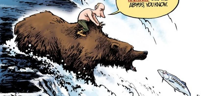 Ukraine Abyss (Cartoon)