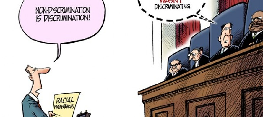 Affirmative Action (Cartoon)
