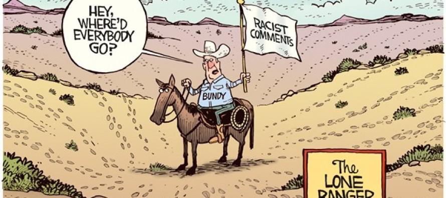 Bundy Lone Ranger (Cartoon)