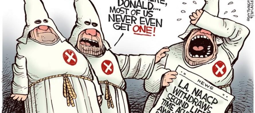 Donald Sterling (Cartoon)