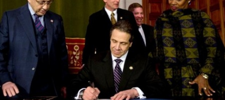 NY SAFE Act Allows for Warrantless Confiscation of Guns