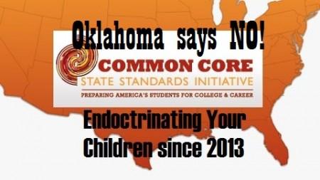 Common Core OK says no