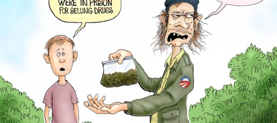 What-a Drug Deal (Cartoon)