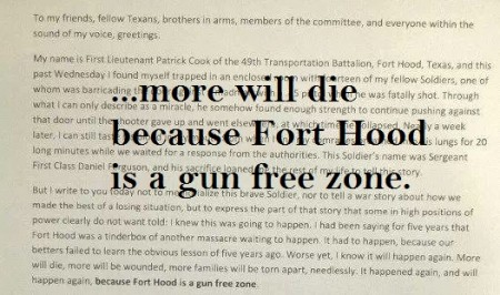 Fort Hood more will die