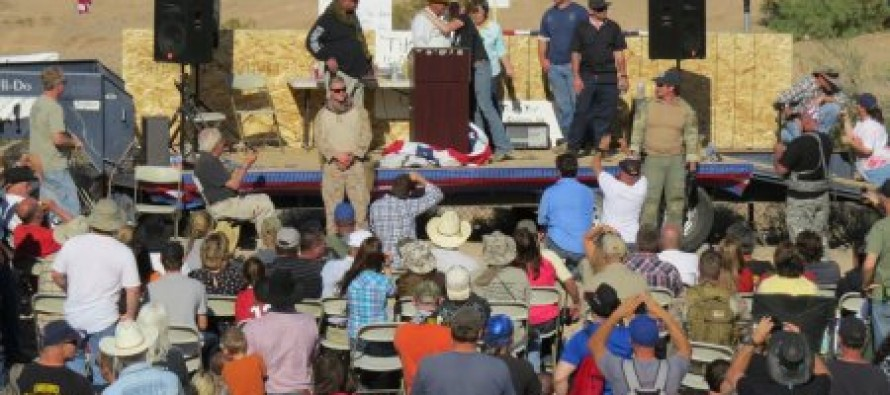 NEVADA: Civilian Militia Remains at Bundy Ranch After Standoff Ends