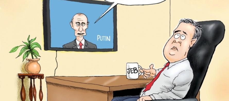 An Act of Love, or War (Cartoon)