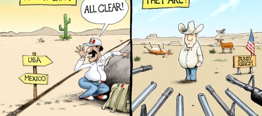 Lookin For Law (Cartoon)