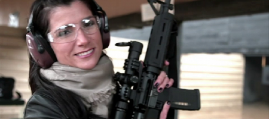 HYPOCRITE: Dana Loesch Confronts One Of Michael Bloomberg's Anti-Gun Partners & Finds She Has Armed Security