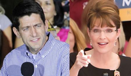 Palin and  Ryan