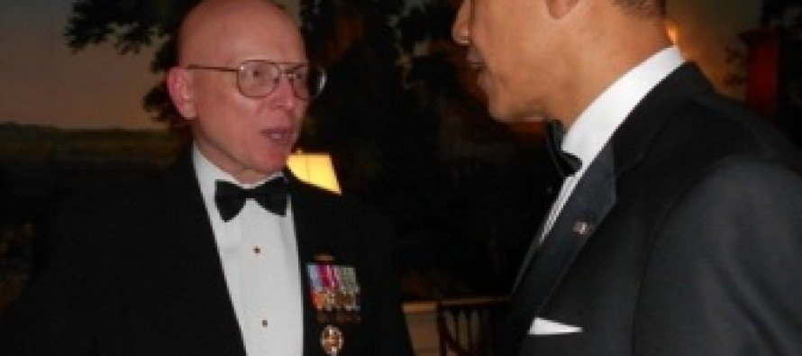 Obama intimidated top military brass: Agree with policy on gays or resign