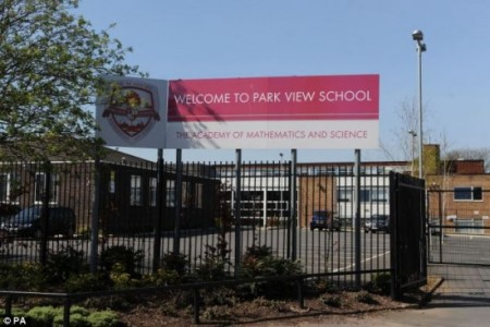 Park View academy of math science