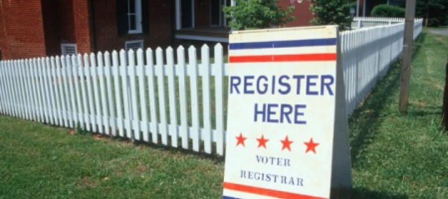 77 Examples Of Voter Fraud Registered To Same Phony Address in North Carolina
