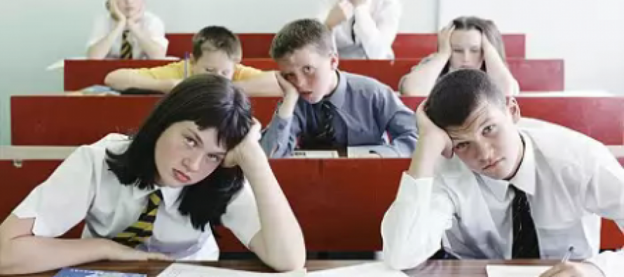 """New York Students Opting Out of Common Core Testing Told To """"Sit And Stare""""…"""