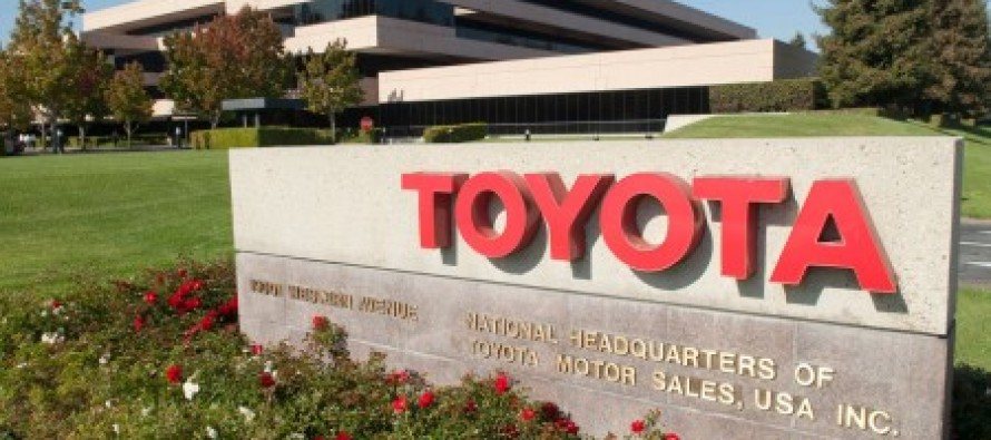 Toyota bailing on California [VIDEO]