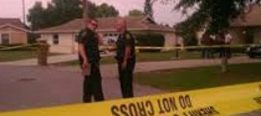 Thug Invades Home, Gets Shot By Multiple Family Members