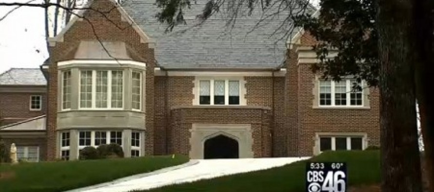 Shady:  Atlanta Bishop Builds $2 Million Mansion With Church Funds
