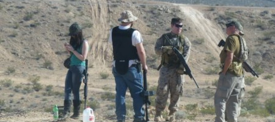 I Went To The Bundy Ranch Protest This Week-end & Liked What I Saw (11 Pictures)
