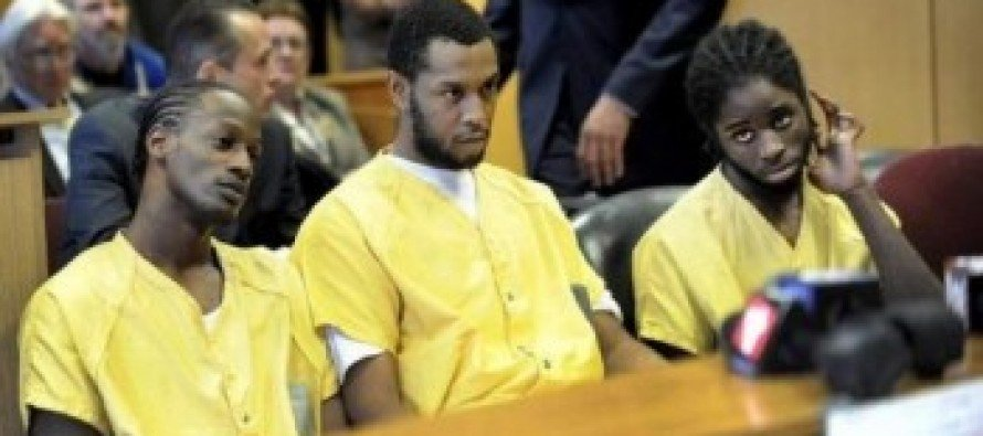 Detroit: Relatives of Black Defendants Who Nearly Beat White Driver To Death Laugh In Court As Prosecution Describes Attack…
