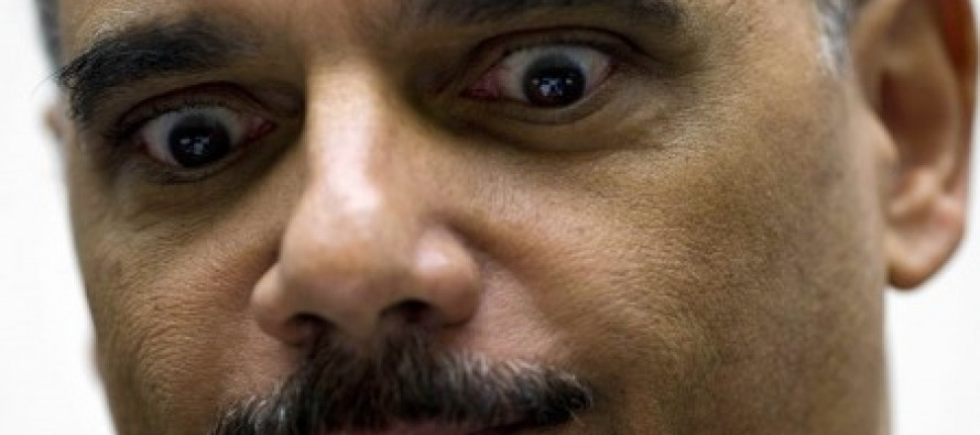 Gun Runner Eric Holder Wants Gun Owners to Wear Government Approved Bracelets