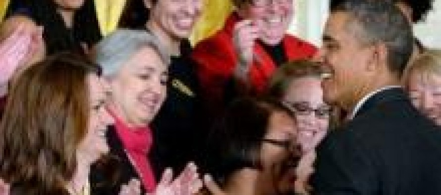 Food Stamp Recipients (aka Obama's base) Outnumber Women Who Work for a Living  Full-Time