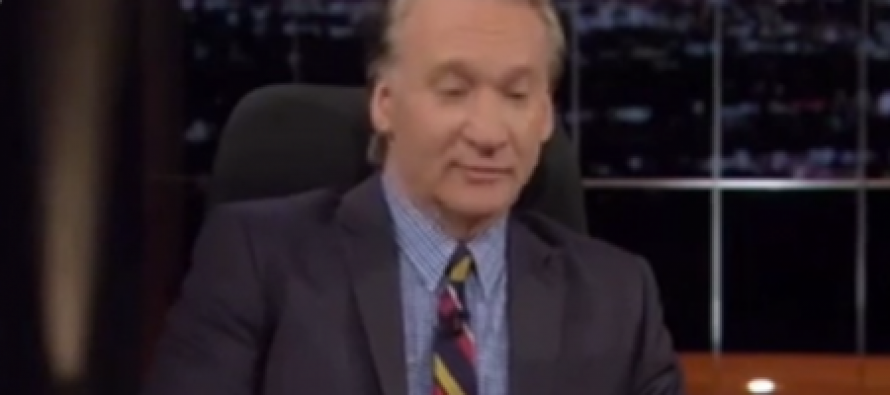 Bill Maher: 'I think there's a gay mafia, if you cross them you get whacked'  (Video)