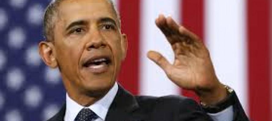 Oh brother! Obama warns Putin, again!