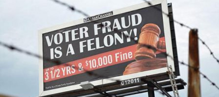 National Voter Fraud Numbers May Have Reached 1 Million in 2012, Based on North Carolina Study