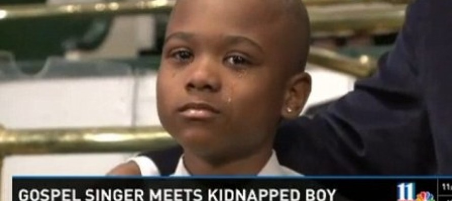 Kidnapped boy, 10, sang a gospel song for three hours until abductor set him free