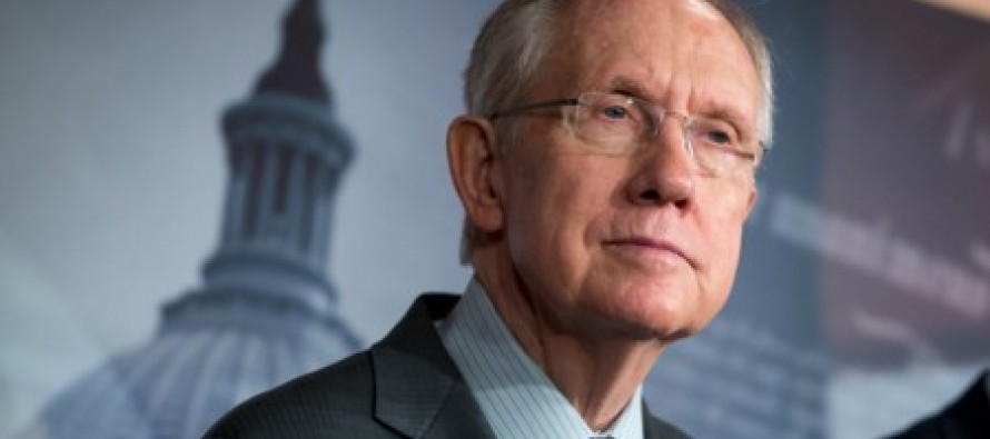 Change:  Harry Reid Plans a Vote to Amend Constitution to Limit Political Speech